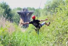 Aktív kikapcsolódás a kalandos Tisza-tó partján