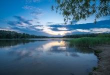 Tisza-tavi nyár, 2 éjszaka